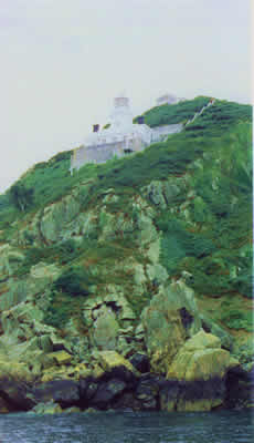 Sark lighthouse