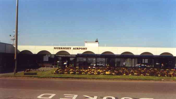 Old Guernsey airport until 2004