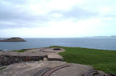 Clarence Battery View point